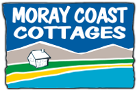 Moray Coast Cottages Sticky Logo